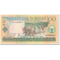 Billet, Rwanda, 100 Francs, 2003, 2003-09-01, KM:29b, NEUF - Ruanda