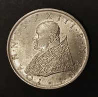 Vaticano Vatican City Giovanni XXIII 500 Lire 1959  D.068 - Vaticano