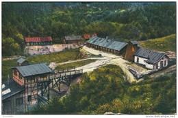"""88 URBEIS ,  Mine D""""argent ,   Silberbergwerk An Der  Deutsch  Franz  Grenze B  Urbeis ( Vogesen ) - Autres Communes"""