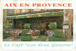 "AIX EN PROVENCE Le Café ""les Deux Garçons"" - Aix En Provence"