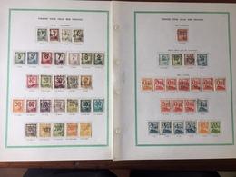 Colis Postaux - Collection Complete Des Petits Colis Tres Tres Beaux YV 1 à 47 Cote 293 Euros - Colis Postaux