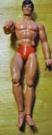 Rare Big Jim Années 80 Articulé - Figurillas