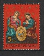 MiNr. 277 Tschechische Republik / 2000, 15. Nov. Weihnachten. - Tschechische Republik