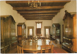 Stellenbosch - Die Burgerhuis (1797) - V.O.C. Museum - Interieur/interior - (South Africa) - Zuid-Afrika