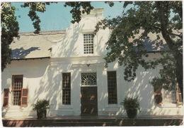 Stellenbosch - Dorpstraat : 'La Gratitude'- (South Africa) - Zuid-Afrika