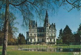 87 - MAGNAC-LAVAL - Le Château - Other Municipalities