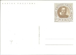 POSTKARTE  POLONIA  GALILEO GALILEI - Astrología