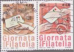 2014 Giornata Della Filatelia - 1946-.. République