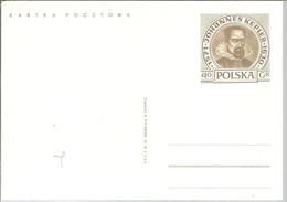 POSTKARTE  POLONIA  KEPLER - Astrología