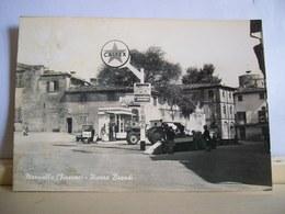 1976 - Firenze - Marcialla - Distributore CALTEX - Piazza Brandi - Trattore - Vespa Piaggio - Animata - Firenze (Florence)