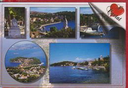 CAVTAT, CROATIA POSTCARD USED - Croatia