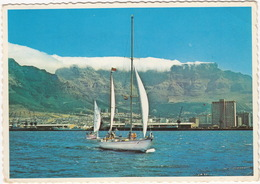 Cape Town: YACHTING On Table Bay - (South Africa) - Tafelbaai - Seiljagvaarder - Zuid-Afrika