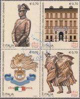 2014-Blocco Arma Carabinieri - 1946-.. République