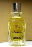 COLLECTOR Eau De Toilette CABOCHARD DE GRES 30ML Plein - Miniatures Modernes (à Partir De 1961)