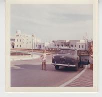 TUNISIE  /   MONASTIR    /  1962 ,  Peugeot  403 - Cars