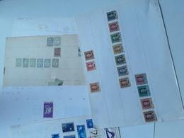 N°9 Vrac De France Et Du Monde Tout Etat Dans Un Carton De La Poste Xl - Stamps