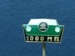 Z 241 - SKODA AUTO, CAR - Badges
