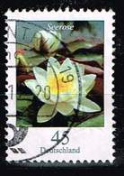 Bund 2017, Michel# 3303 O Blumen: Seerose - Used Stamps