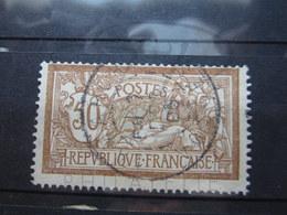 """VEND BEAU TIMBRE DE FRANCE N° 120 , CACHET """" LAMARCHE """" !!! - 1900-27 Merson"""