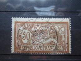 """VEND BEAU TIMBRE DE FRANCE N° 120 , CACHET """" LE RAINCY """" !!! - 1900-27 Merson"""