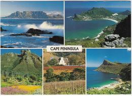 Cape Peninsula - Multiview - (South Africa) - Zuid-Afrika