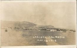 SPLIT SPALATO, HRVATSKA CROATIA, PC REAL FOTO, Uncirculated - Croatia