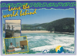 Ocean View Hotel - 'Leave The World Behind' -  Coffee Bay, Eastern Cape - (South Africa) - Zuid-Afrika