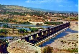 Veria - Sperre Im Fluss Aliakmon - Formato Grande Non Viaggiata - E - Cartoline