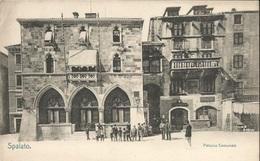 SPLIT SPALATO HRVATSKA CROATIA, CP, Uncirculated 1900 - Croatia