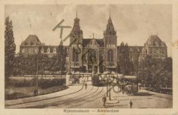 Amsterdam-Rijksmuseum [C715) - Amsterdam