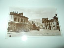 B698  Aosta Stazione Cm14x9 - Aosta