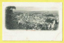 * Spa (Liège - La Wallonie) * (Union Postale Universelle) Panorama, Vue Générale, Algemeen Zicht, Rare, église, Old, CPA - Spa