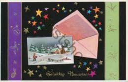Gelukkig Nieuwjaar - Happy Newyear - Bonne Année [C1645 - Nouvel An