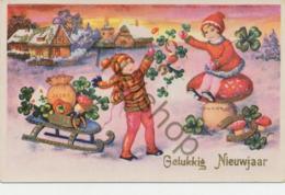 Gelukkig Nieuwjaar - Happy Newyear - Bonne Année [C1662 - Christmas