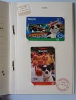 New Zealand - GPT Set Of 6 Cards - 1995 New Zealand Passpot - 2000ex - Limited Edition Collector Folder - Mint - New Zealand
