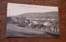 CPA Verrey-sous-Drée Côte D'Or Bourgogne - France