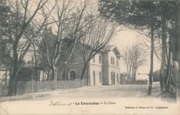H170 - 84 - LA CROISIÈRE - Vaucluse - La Gare - France