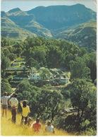 Cavern Berg Resort - Drakensberg - Spelonkbergoord - (South Africa) - 1975 - Zuid-Afrika