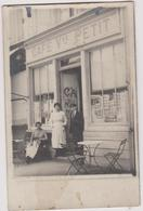 76 Ferrieres En Bray  Place De La Gare   Cafe Veuve Petit - Gournay-en-Bray