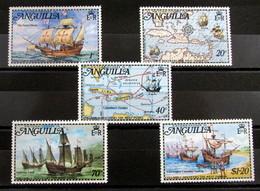 Anguilla 142/6 ** - Anguilla (1968-...)