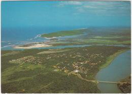 St-Lucia Estuary - Zululand - Zoeloeland, St-Lucia Monding - (South Africa) - Zuid-Afrika