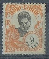 INDOCHINE N°108 NSG - Indochine (1889-1945)