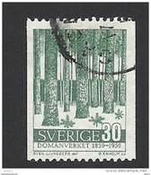 Schweden, 1959, Michel-Nr. 451, Gestempelt - Schweden