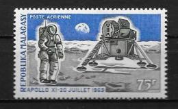 PA - 1970 - N° 112**MNH - Apollo XI - Madagascar (1960-...)