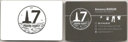 Carte De Visite - Phare Ouest 17 - [Saint-Sulpice De Royan - Mode] - Cartes De Visite