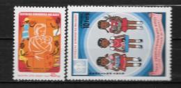 1979 - N° 625 à 626**MNH - Les Femmes, Pilier De La Révolution - Année De L'enfant - Madagascar (1960-...)