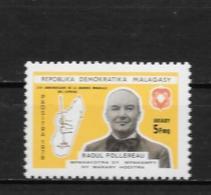 1978 - N° 620**MNH - Journée Des Lépreux, Raoul Follereau - Madagascar (1960-...)
