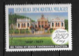 1977 - N° 615**MNH - Ecole De Médecine De Antananarivo - Madagascar (1960-...)