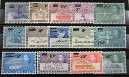 Antártica Británica 25/38 ** - Territorio Antártico Británico  (BAT)