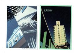Grande Cpm - Lot 2 - Miami Beach - Floride - THE DECO DISTRICT - St Moritz / Décor Mural - Miami Beach